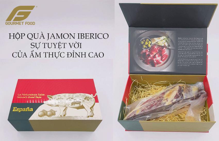 Hộp quà Iberico 2020